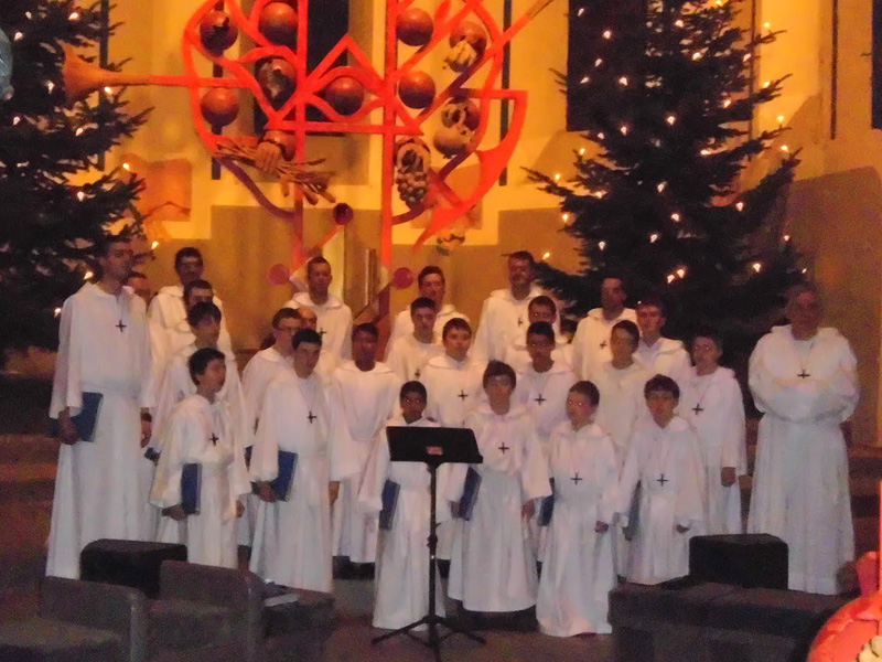 Tournée Noël 2012